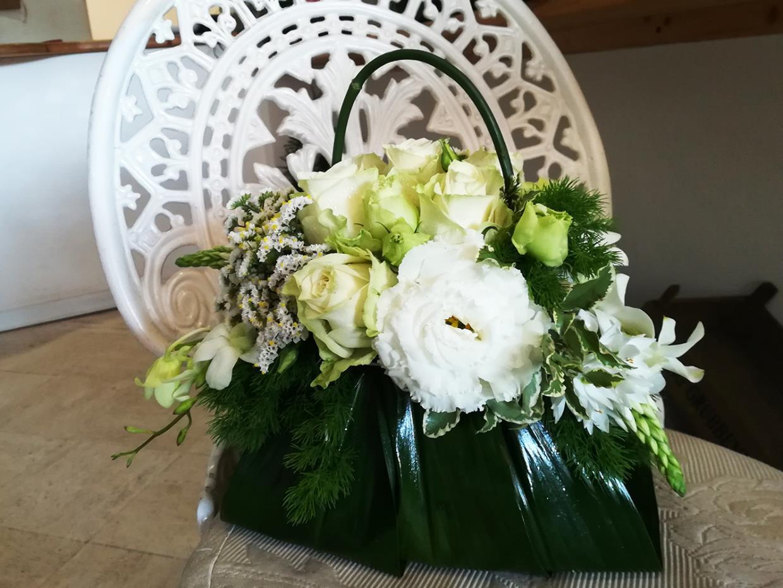 Bouquet matrimonio Clorophilla