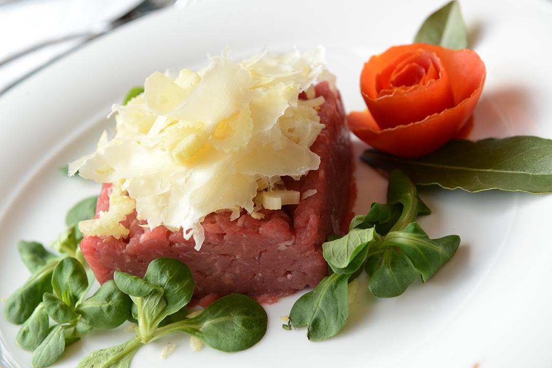 Specialità di carne e di pesce
