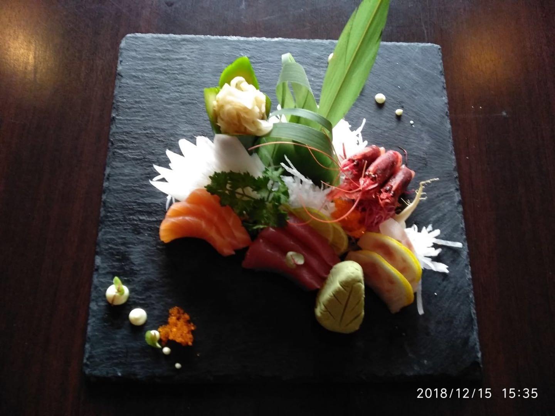 Pietanza orientale My Sushi