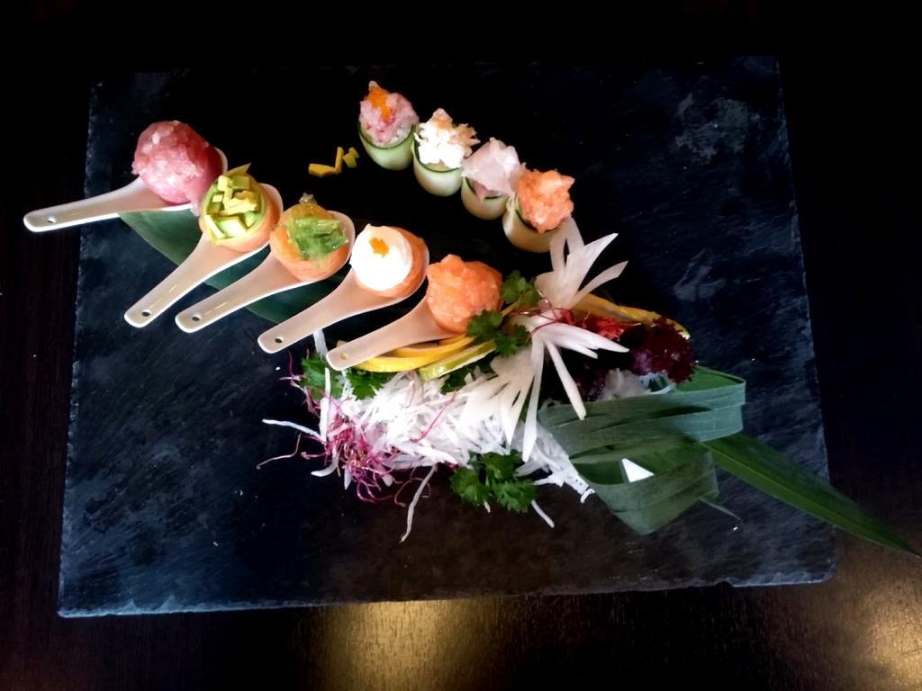 Specialità varie orientali My Sushi