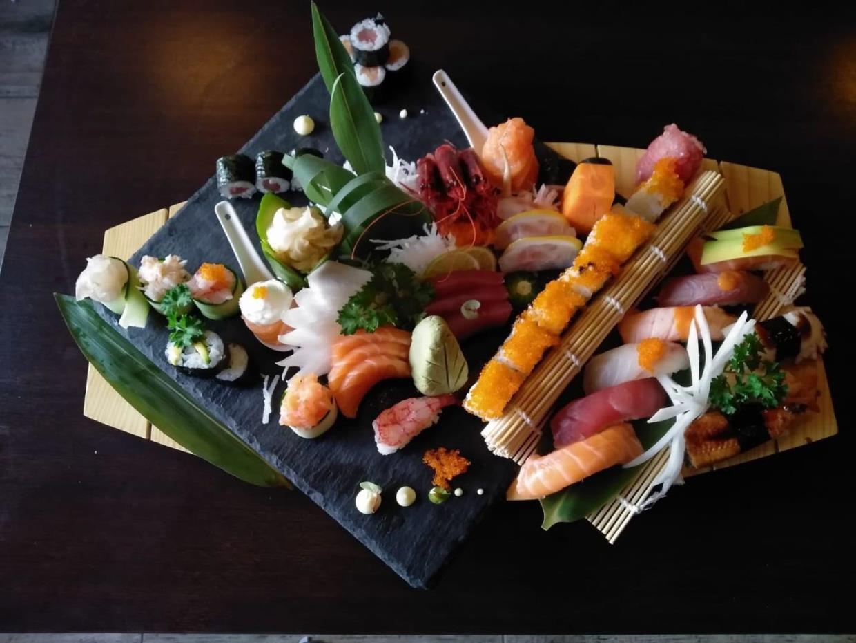 Piatti tradizione orientale My Sushi