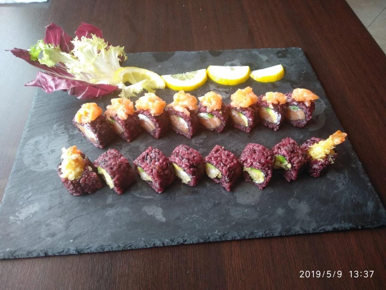 Riso all'orientale My Sushi
