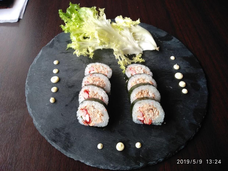Frutti di mare My Sushi