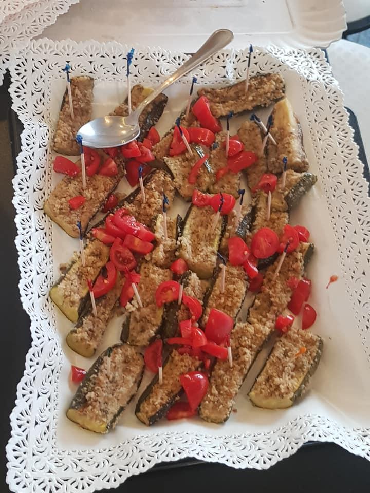 Secondi piatti con contorno di verdure