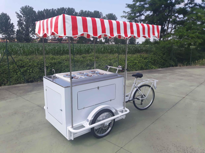 Cargo bike gelati