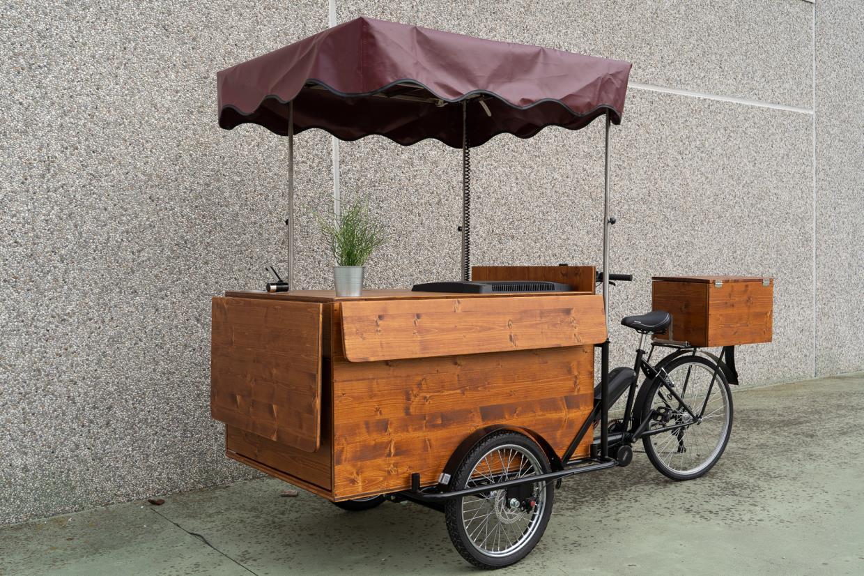 Coffee bike