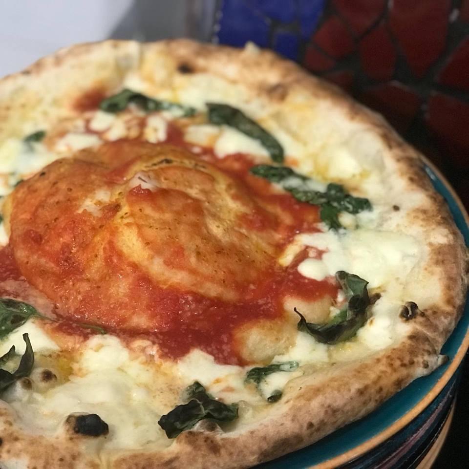 Pizza O'Cappiell'è Totò