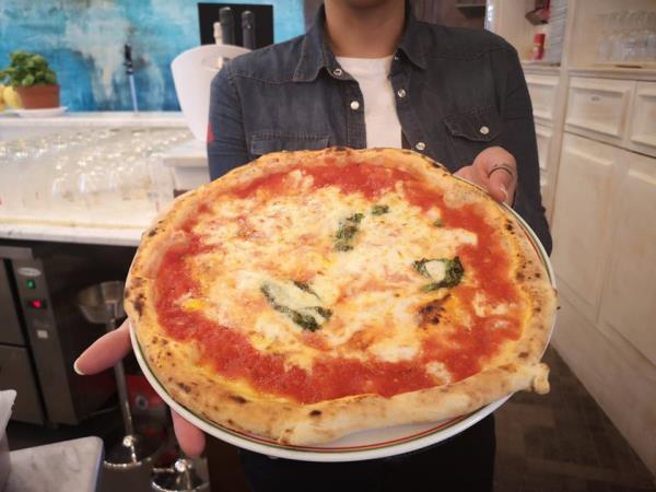 Pizzeria gourmet e gluten free Pizzeria Vesi Spaccanapoli