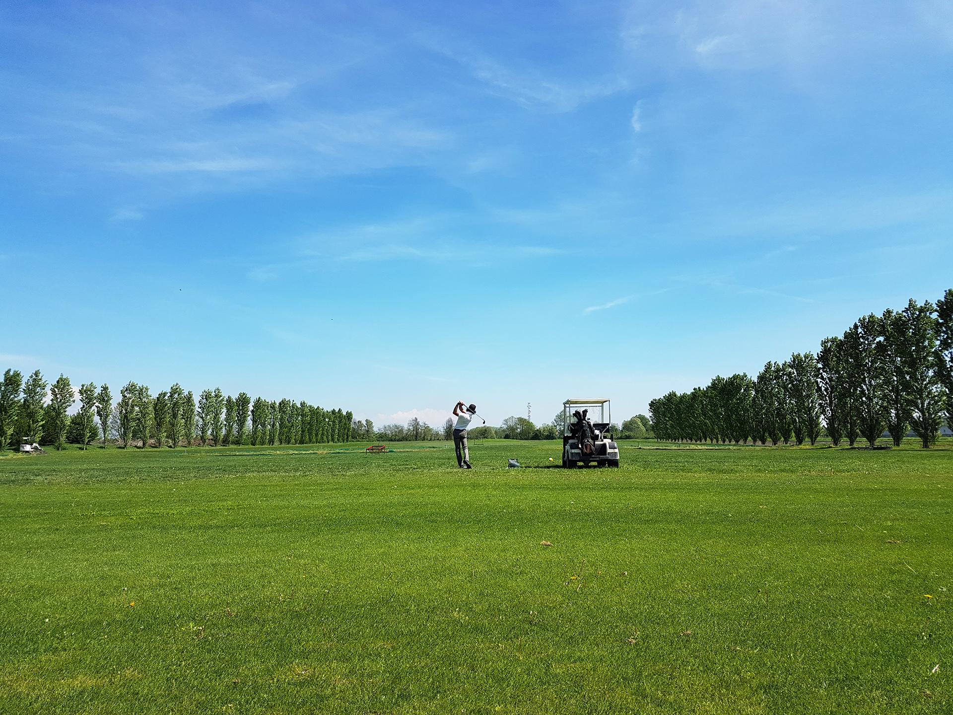 Associazione sportiva circolo del golf Open Golf Club