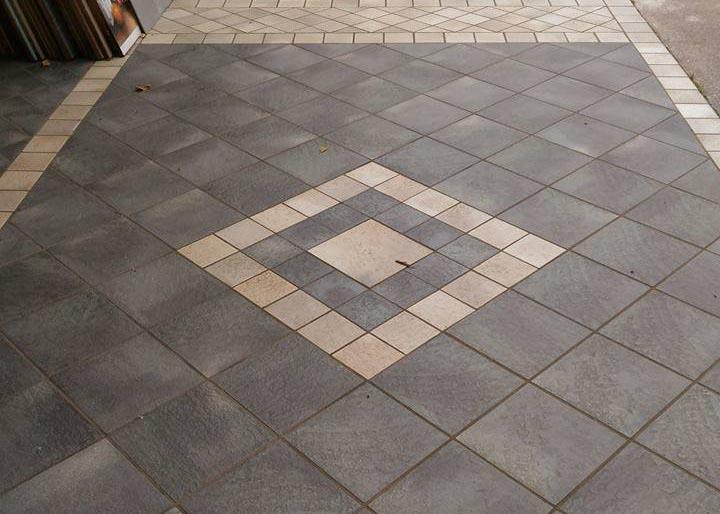 Pavimentazioni e guaine per ambienti esterni Ceramiche Merici
