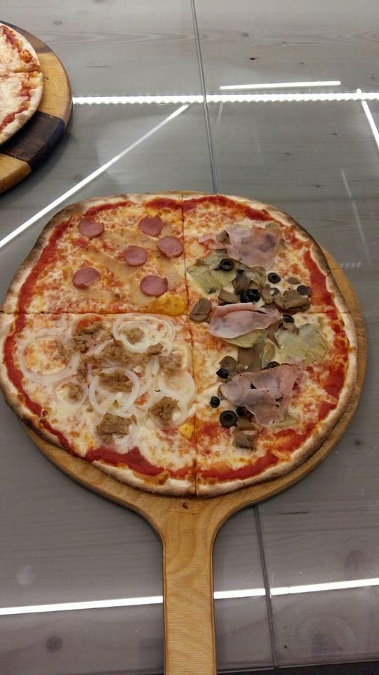 Pizza classica Il Forno di Elio