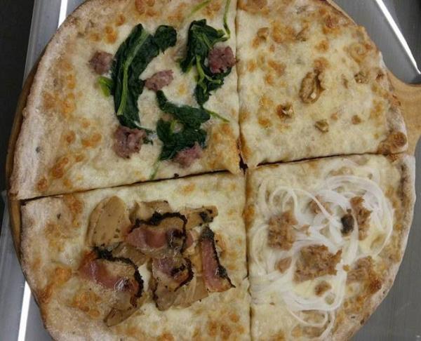 Produzione pizze artigianali Il Forno di Elio