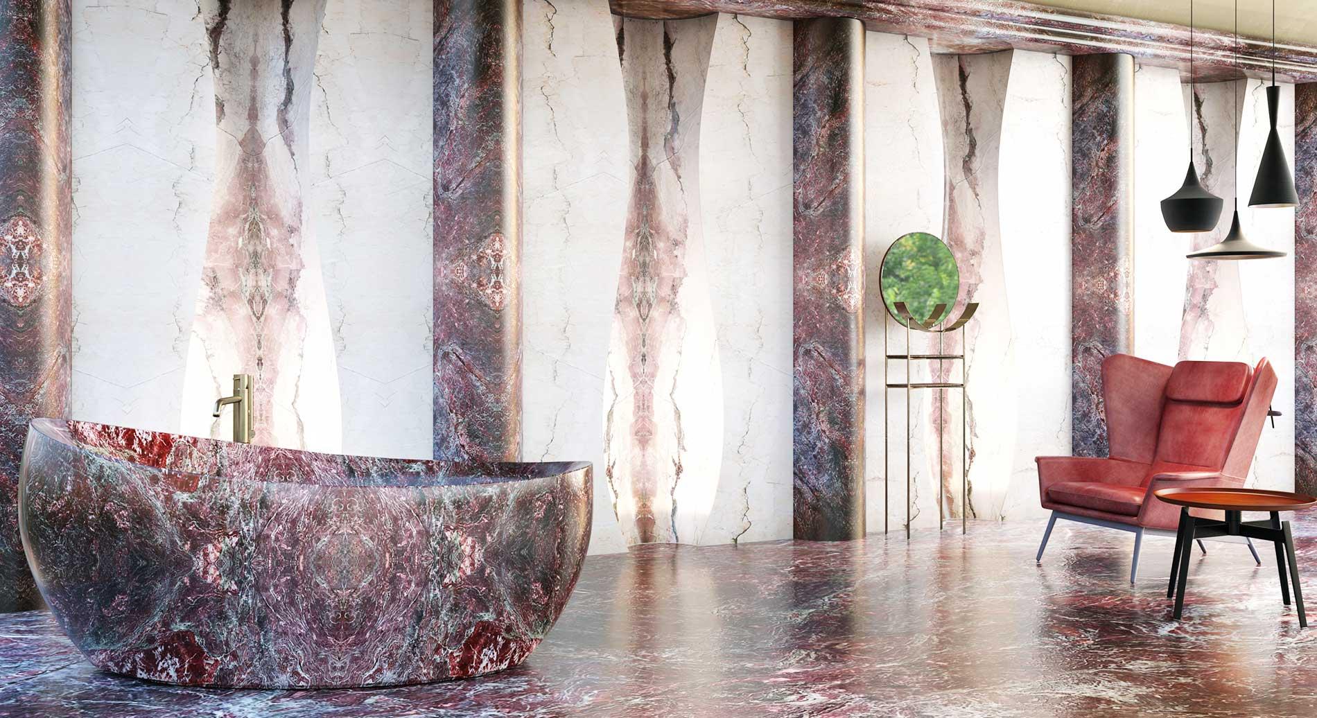 UNIQUE marble and design