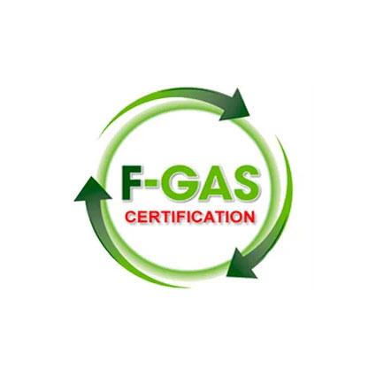 ditta certificata F-GAS