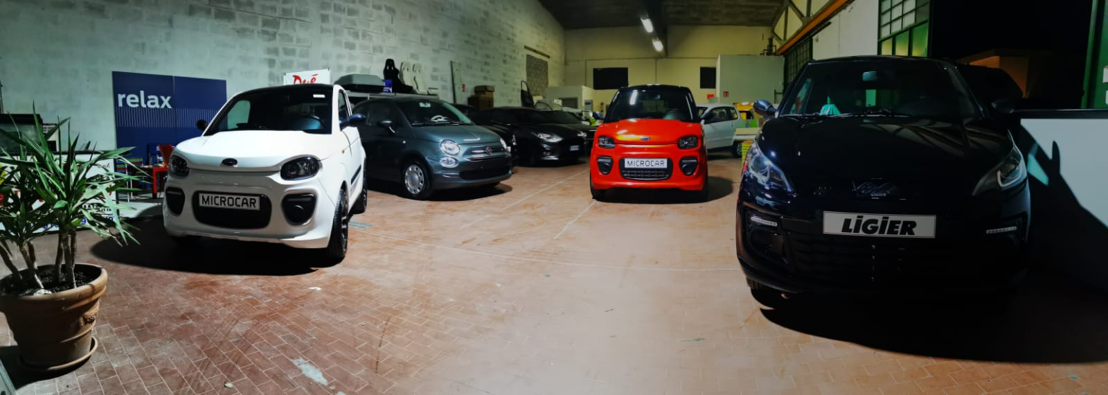 Vendita e noleggio minicar Interauto
