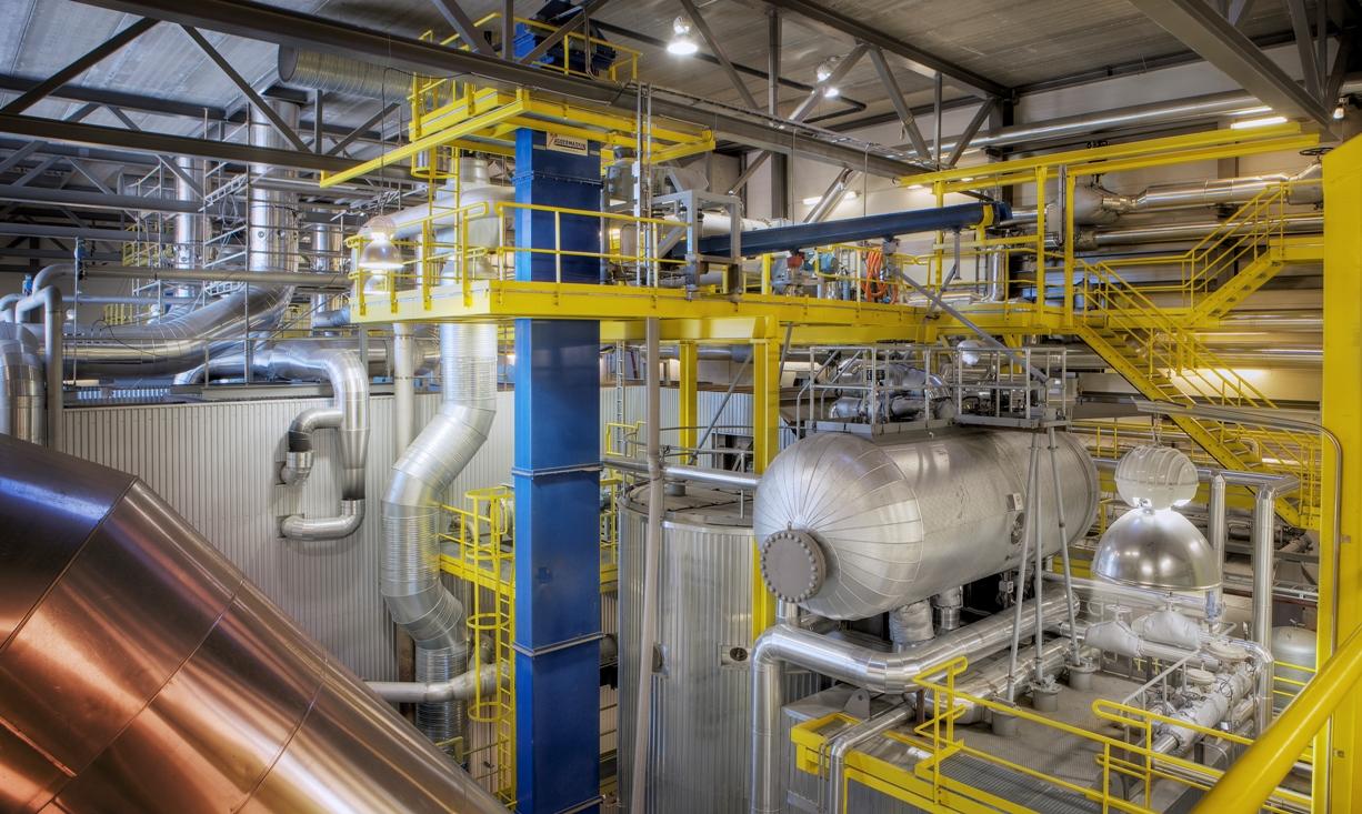 Impianto di Sarpsborg (Norvegia)