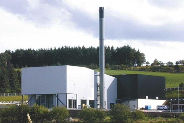 Impianto di Forus (Norvegia)