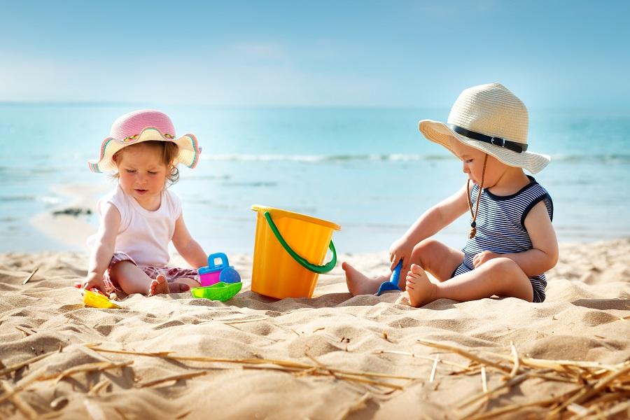 articoli estivi da spiaggia e mare