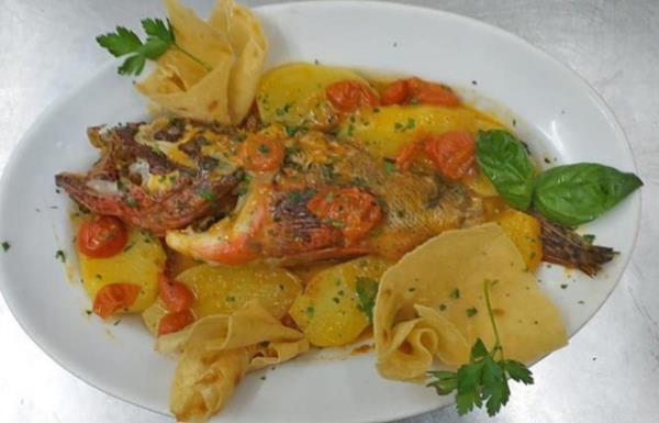 ristorante di pesce quartu