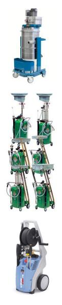 Utensili da lavoro e macchine idropulitrici e lavapavimenti industriali San Giovanni in Croce (Cremona)