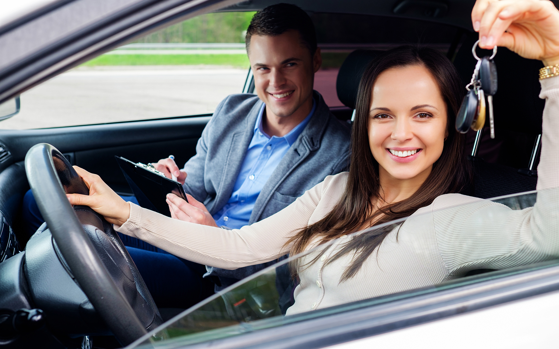 Corsi di guida Autoscuola Riccetti