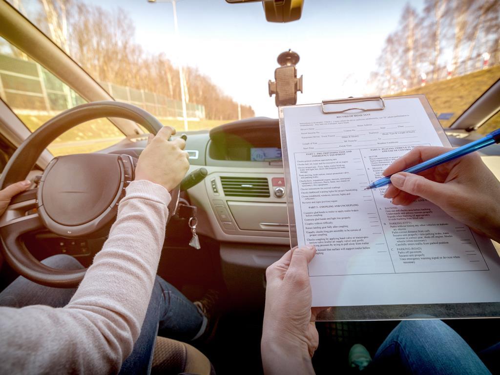 Superamento esame di guida Autoscuola Riccetti