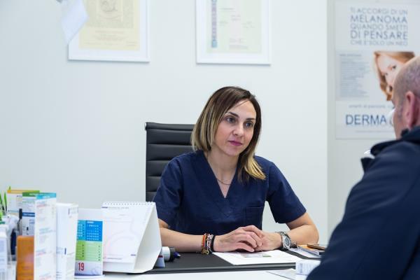 dott.ssa Consuelo Perilli dermatologa Ortona