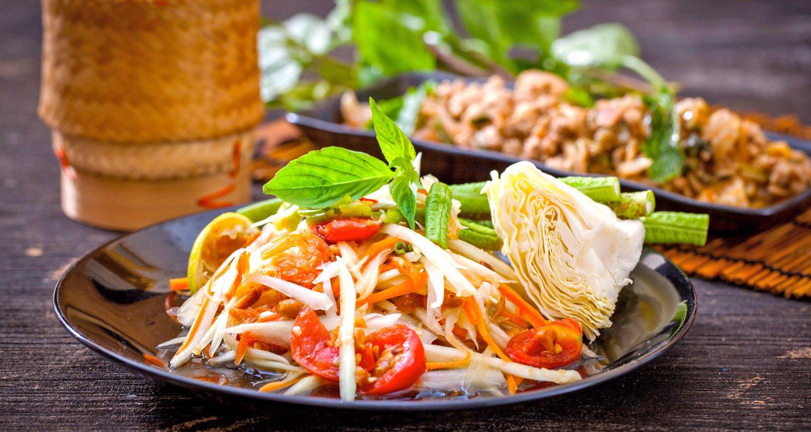 piatti tipici thailandesi Casarano Lecce