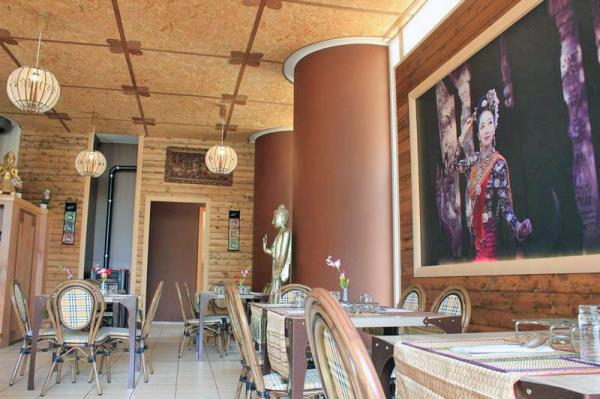 ristorante con cucina thailandese Lecce