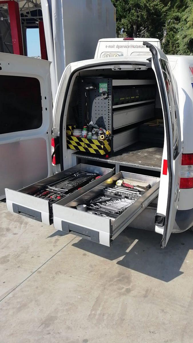 officina mobile provincia di Pescara