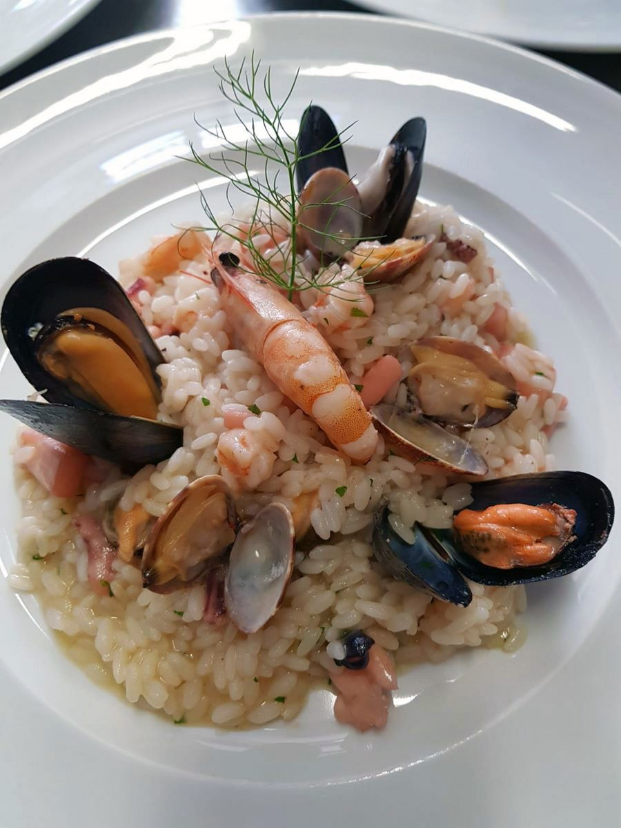 ristorante con cucina mediterranea Salerno