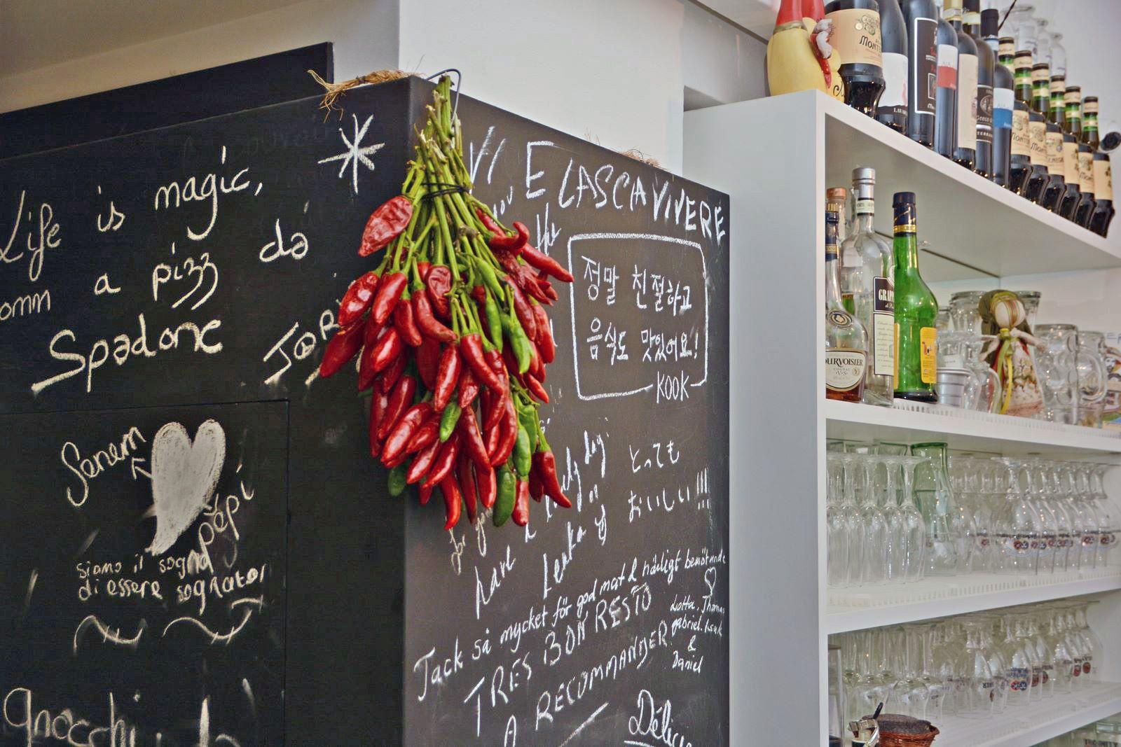ristorante tipico Costiera Amalfitana