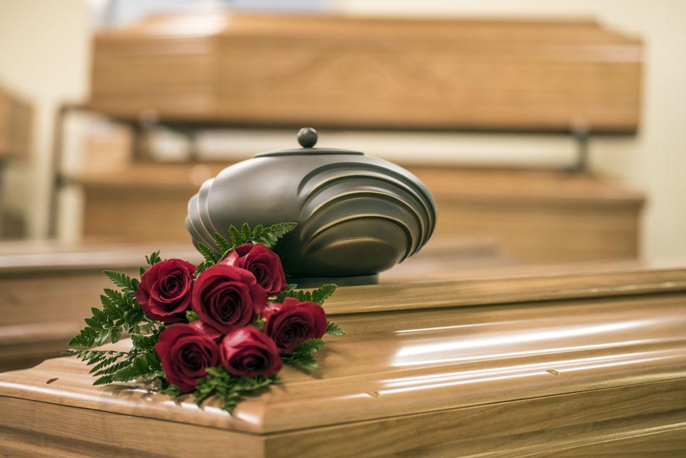 Vendita urne cinerarie Onoranze Funebri Cingolani