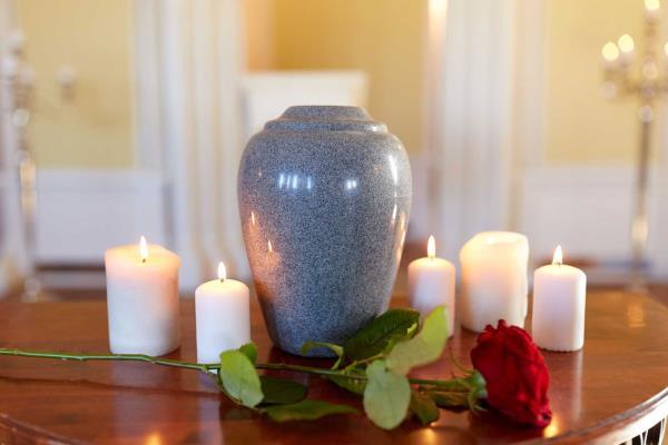 Urne cremazione