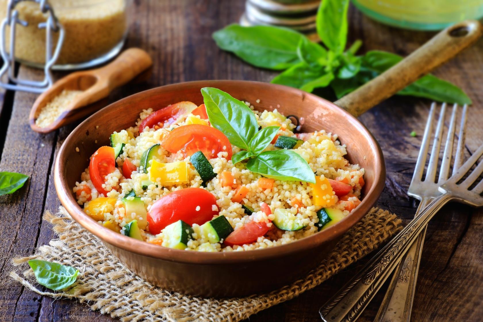ristorante menu vegetariano