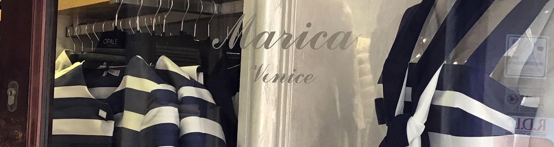 Marica Venice  Collezioni moda donna