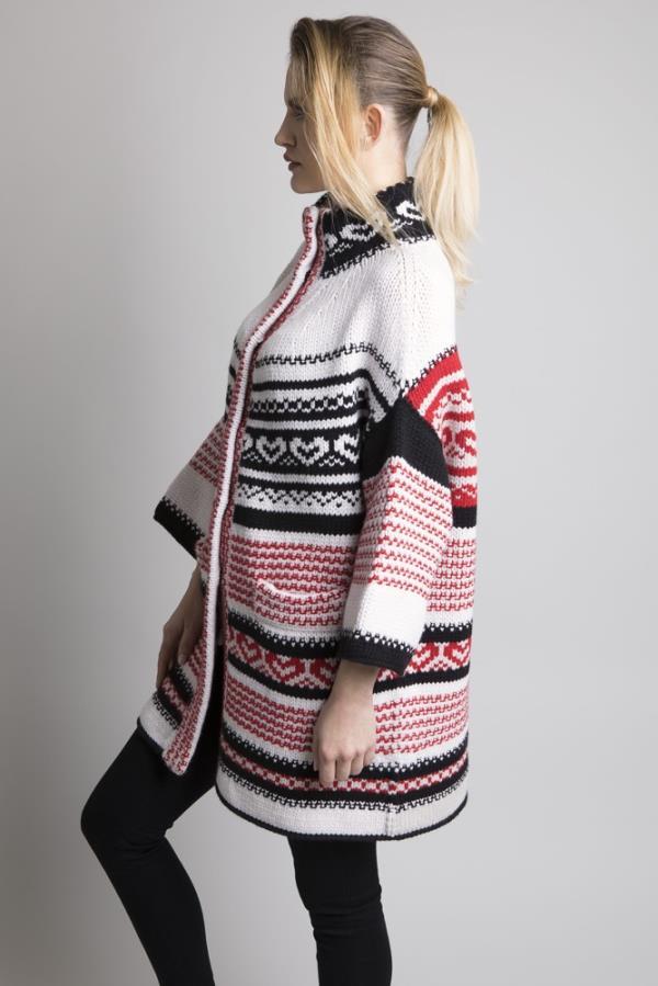 Abbigliamento donna in cashmere