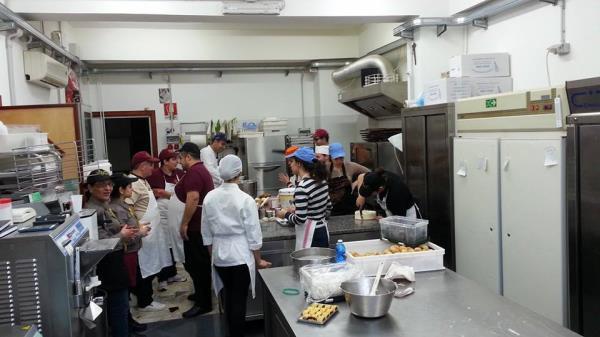 laboratori didattici di pasticceria Gioia Tauro