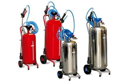 Nebulizzatori per detergenti