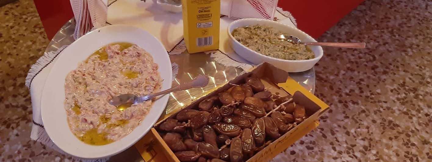 Ristorante arabo Bar shisha Nura Iskendreia