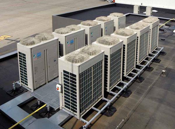 impianto di climatizzazione industriale roma