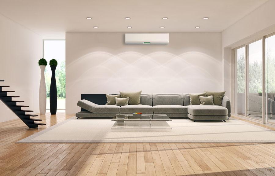 impianti di climatizzazione per case