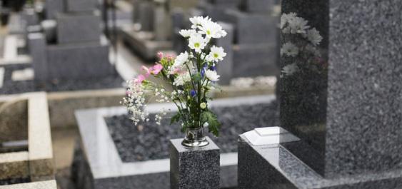 tumulazione ceneri da cremazione