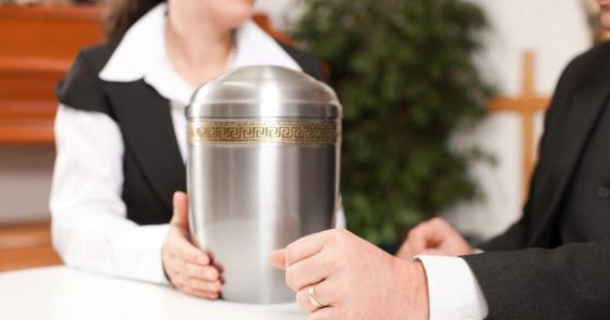 affido ceneri cremazione