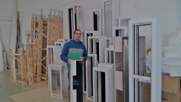 produzione cassonetti in legno