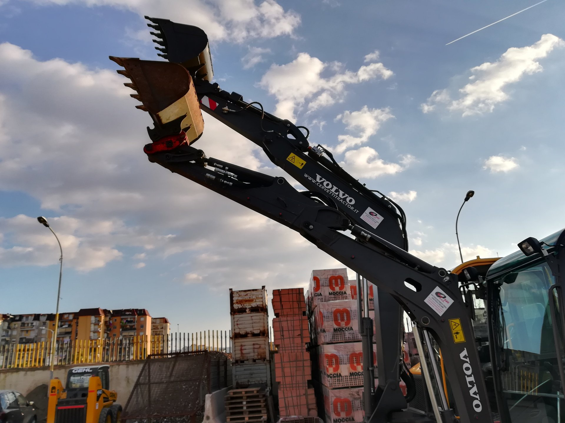 Attrezzature e macchinari per l'edilizia Fast Edil