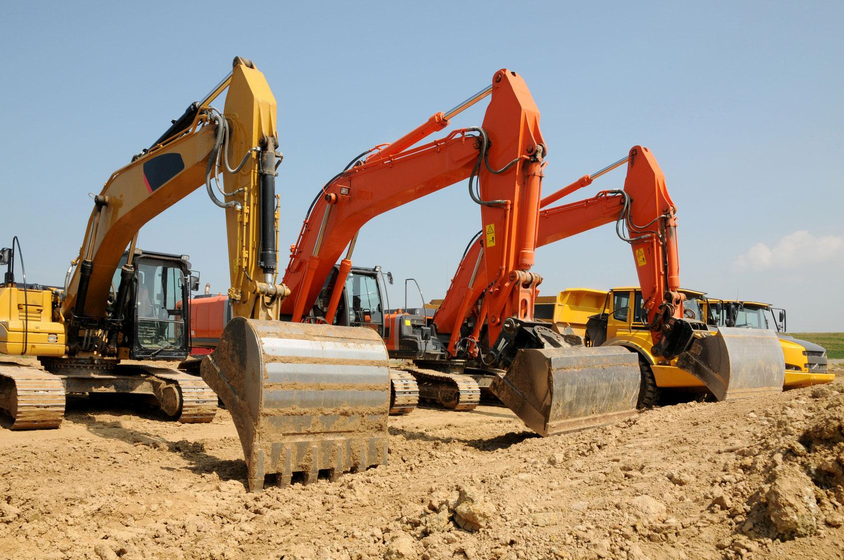 Fast Edil Noleggio escavatori e macchine movimento terra
