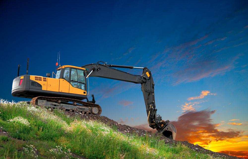 Vendita e assistenza escavatori, vibrocostipatori e macchine movimento terra Fast Edil