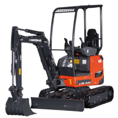 Mini Escavatore Eurocomach ES18 ZT