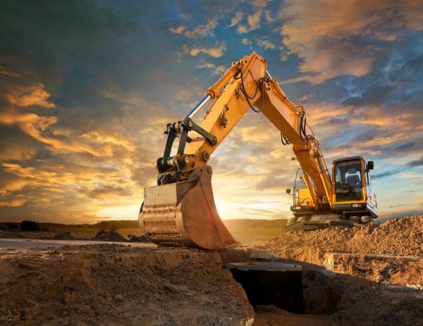 Vendita macchine movimento terra Fast Edil